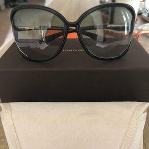 Tom Ford 'Raquel' style 63 mm Sunglasses
